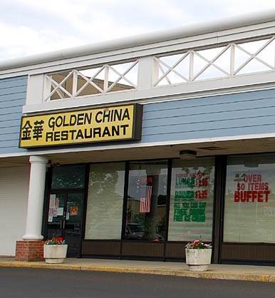 Golden China Restaurant in Lawrenceville, New Jersey