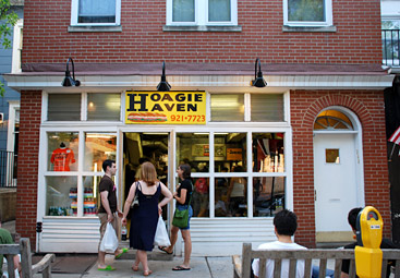 Hoagie haven in princeton nj photo visitor reviews for Big fish princeton nj