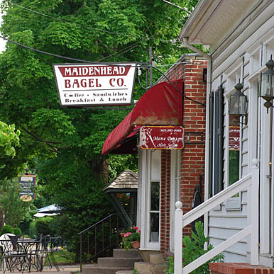 Maiden Head Bagel In Lawrenceville Nj Photo Visitor