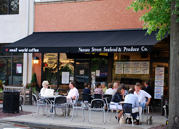 Small World Coffee in Princeton, New Jersey